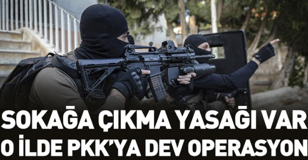 PKK'nın Sözde Yönetim Kadrosuna Operasyon!
