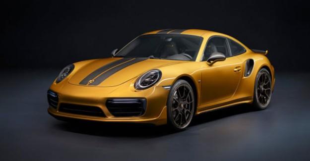 Porsche'un Güçlendirilmiş 911'i