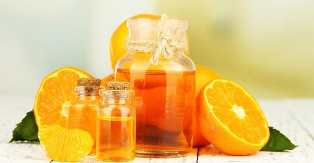 Portakal Yağı Cilt Kırışıklıklarını Geçirmede Mucizeler Yaratıyor!
