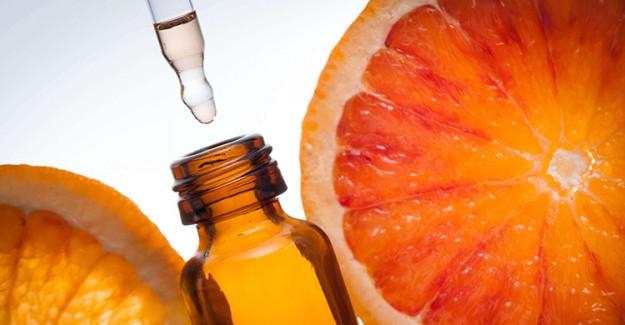 Portakal Yağının İnanılmaz Faydaları!