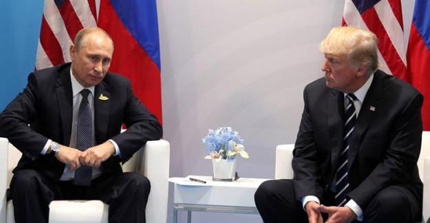 Putin ve Trump'ın Seçim Polemiği