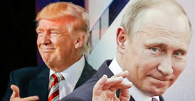 Putin'den Flaş ABD Açıklaması! Rusya İle ABD Kriz Eşiğinde