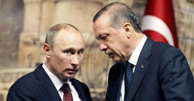 Putin'den Kritik Türkiye Açıklaması!