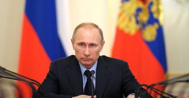 Putin'den Kudüs Açıklaması!