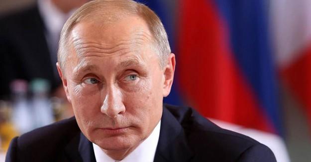 Putin'den Türk İş Adamına Büyük Övgü!