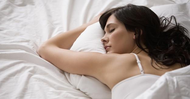 Rahat Bir Şekilde Uyku Uyumak İçin Tavsiyeler!