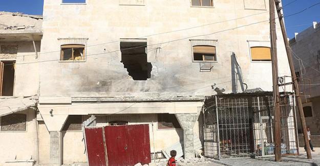 Rahat Durmuyorlar! El Bab'a Füzeli Saldırı
