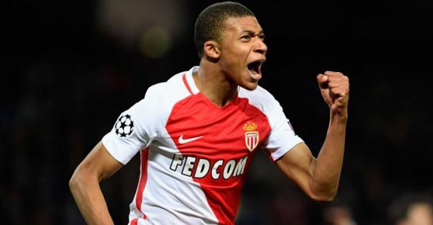 Real Madrid'den Monaco'lu Oyuncuya Rekor Teklif