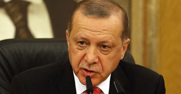 Reis-i Cumhur Erdoğan: Afrin'deki Tacizleri Göz Ardı Edemeyiz!