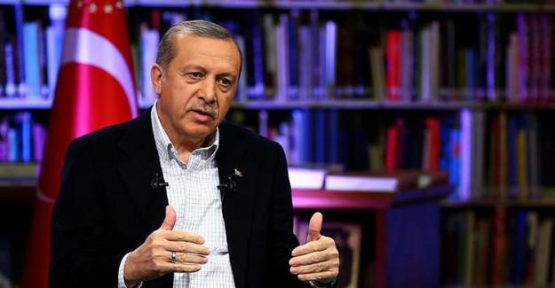Reis-i Cumhur Erdoğan: Bizim Gençlerimiz Malazgirt'te Destan Yazdı
