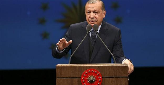 Reis-i Cumhur Erdoğan: Dünyayı Ayağa Kaldıracağız