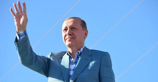 Reis-i Cumhur Erdoğan: Fırat Kalkanı'nda Ne Yaptıysak Aynını Orada da Yaparız