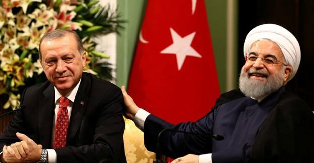 Reis-i Cumhur Erdoğan Ruhani İle Görüşüyor!