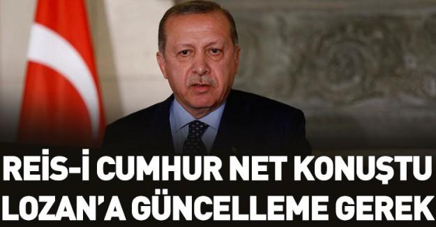 Reis-i Cumhur Erdoğan Soydaşlara Hitap Ediyor!