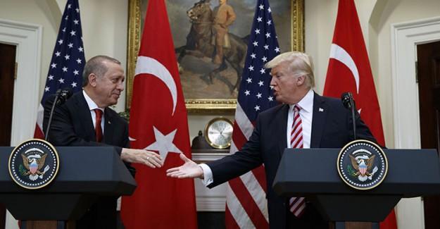 Reis-i Cumhur Erdoğan Trump Görüşmesi Başladı!