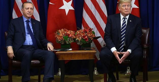 Reis-i Cumhur Erdoğan Trump Görüşmesi Sona Erdi!