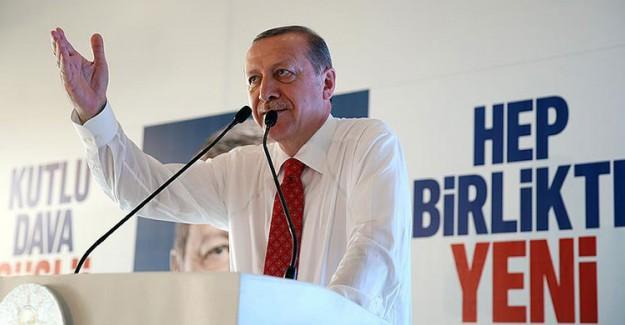 Reis-i Cumhur Erdoğan Uyardı! Yapmazsak İşimiz Zor
