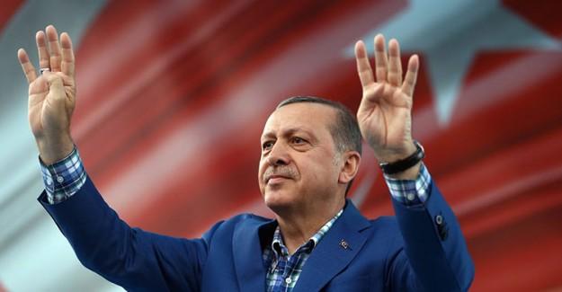 Reis-i Cumhur Erdoğan'dan 30 Ağustos Mesajı!