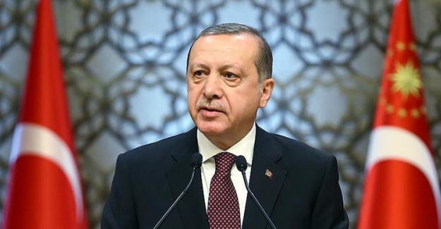 Reis-i Cumhur Erdoğan'dan CHP'ye Sert Tepki: İstismarla Adalet Aranmaz