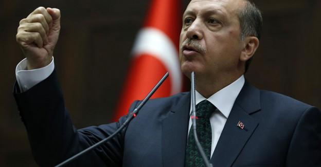 Reis-i Cumhur Erdoğan'dan Gazeteciye Ayar