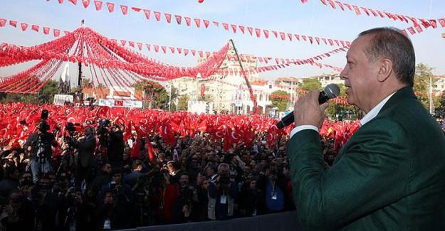 Reis-i Cumhur Erdoğan'dan Önemli Mesajlar!