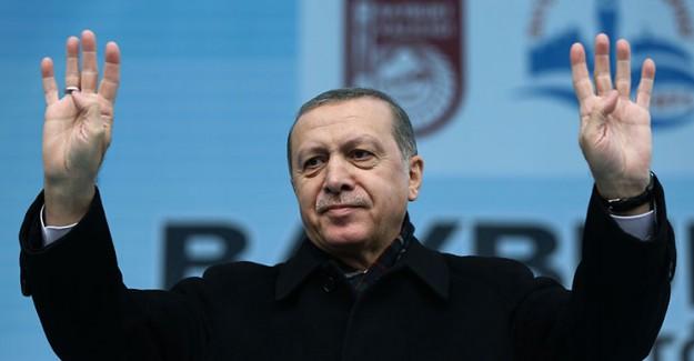 Reis-i Cumhur Erdoğan'dan Sivas Kongresi Mesajı!