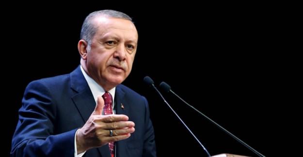 Reis-i Cumhur Erdoğan'dan Sürpriz Karar !