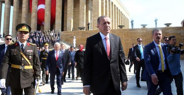 Reis-i Cumhur Erdoğan'ın 10 Kasım Mesajı!
