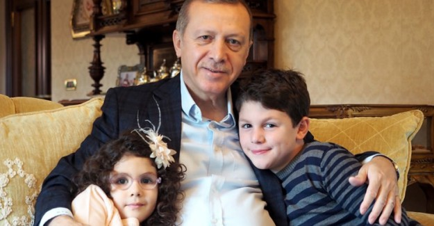 Reis-i Cumhur Erdoğan'ın Beşinci Torunu Sadık Eymen İlk Kez Görüntülendi!