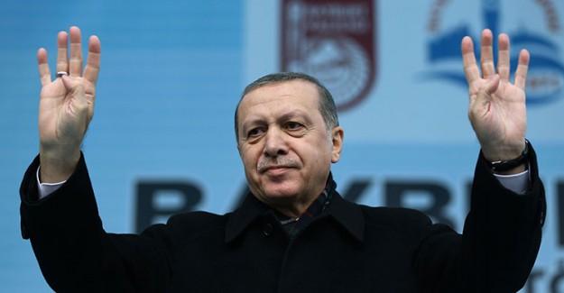 Reis-i Cumhur Erdoğan'ın Yeni Danışmanı Belli Oldu