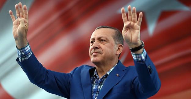 Reis-i Cumhur Erzurum'da Fuar Açılışını Gerçekleştirdi