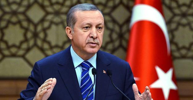 Reis-i Cumhur Tayyip Erdoğan'dan Kritik Açıklama!