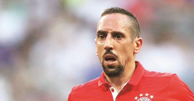 Ribery Galatasaray'a Geliyor mu ?