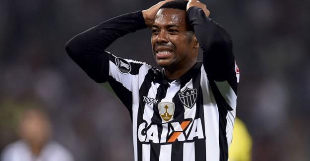 Robinho'ya 9 Yıl Hapis Cezası!