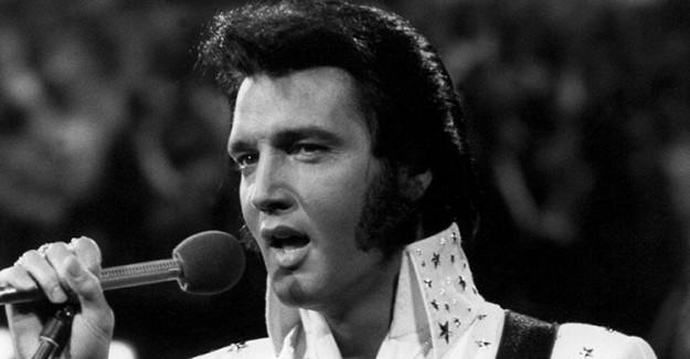 Rock'n Roll'un Kralı Elvis Presley'in 40. Ölüm Yıldönümü