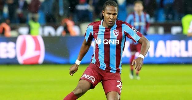 Rodallega Trabzonspor'u Sildi!