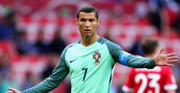 Ronaldo Hakim Karşısında!