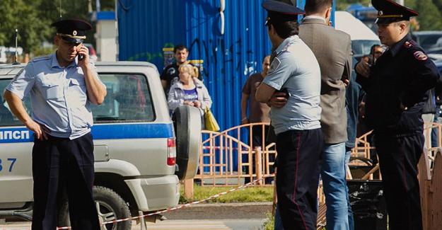 Rusya'daki Bıçaklı Saldırıyı DEAŞ Üstlendi!
