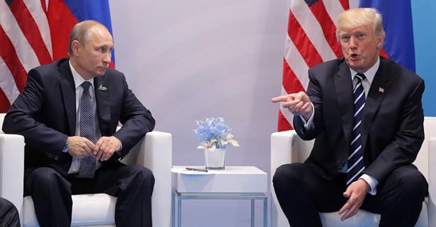 Rusya'dan Kritik ABD Yasağı!