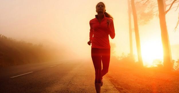 Sabah Koşusunun Öyle Bir Yararı Ortaya Çıktı ki!