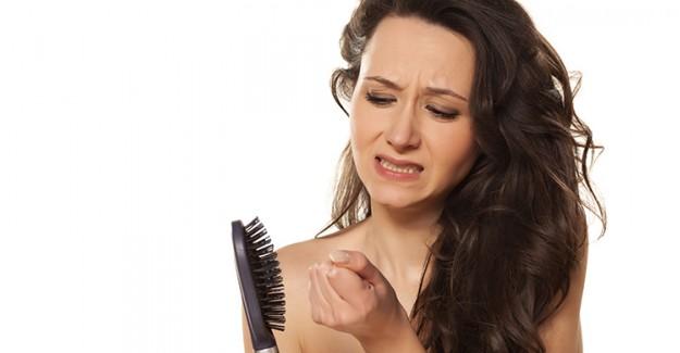 Saç Dökülmesine Karşı Alınacak Önlemler!