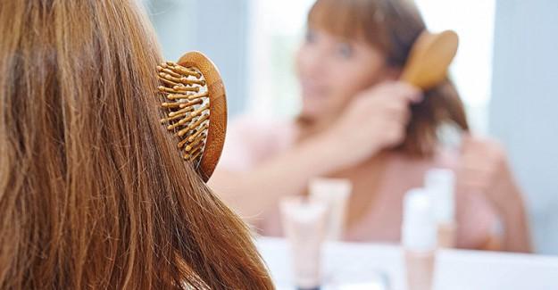 Saç Fırçaları Mikrop Saçıyor!