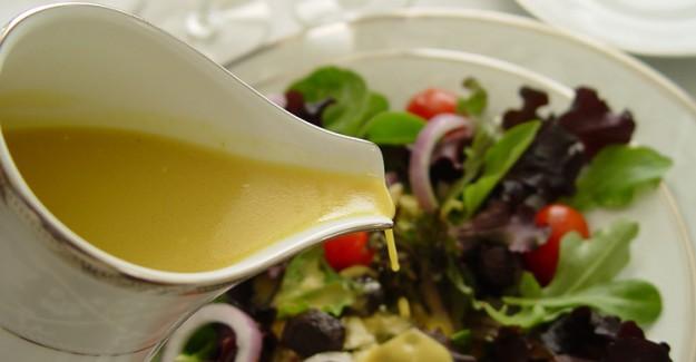 Salataları Mükemmelleştirecek Sos Tarifleri!