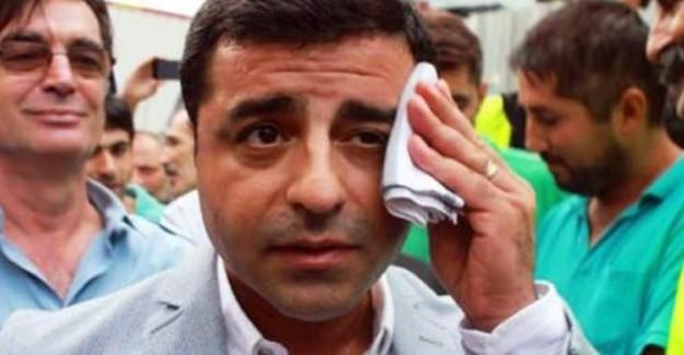 Selahattin Demirtaş'a 10 yıl Hapis İstemi!