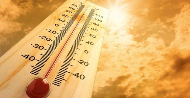 Sıcaklıklar Pazartesi Gününden İtibaren Artacak!
