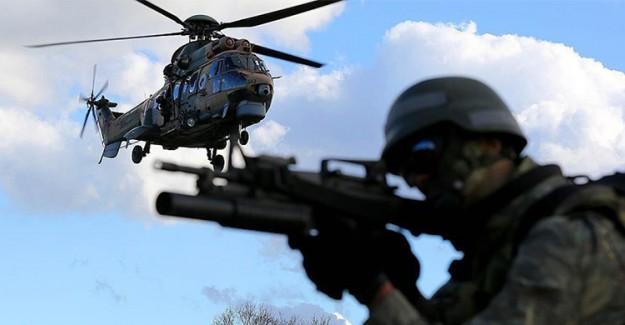 SİHA'lar Teröristleri Avlamaya Devam Ediyor!