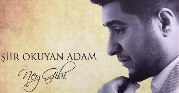 'Şiir Okuyan Adam' Albüm Çıkardı