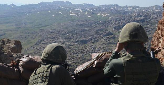 Siirt'te Yapılan Operasyonda 25 Terörist Etkisiz Hale Getirildi