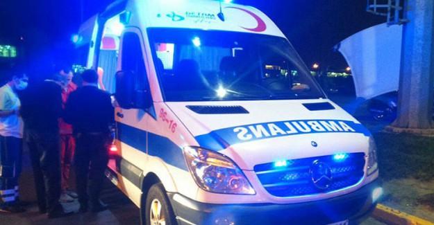 Silivri'de Trafik Kazası! Ölü Ve Yaralılar Var