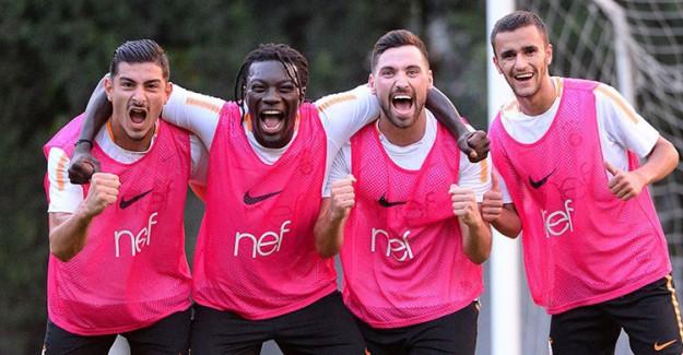 Sinan Gümüş Galatasaray'da Kaldı!